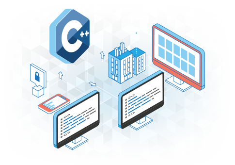 C++ developer company in India with expertise in full stack C++ development