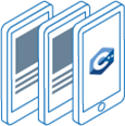 We deliver C++ custon app development services to our global clients