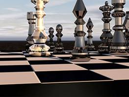 The Chess Game - 3D Chess Challenge Game Project