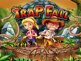 Trap Fall - Adventure Puzzle Game Project