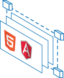 HTML5 and MVW Ruby on Rails Development