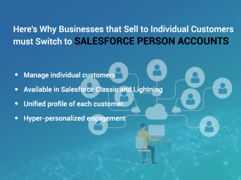 What are Person Accounts In Salesforce and its Benefits?