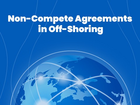Non-compete agreements in project outsourcing