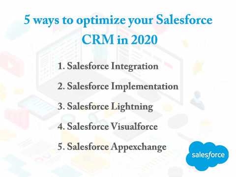 5 Ways to Optimize Salesforce CRM for your Business