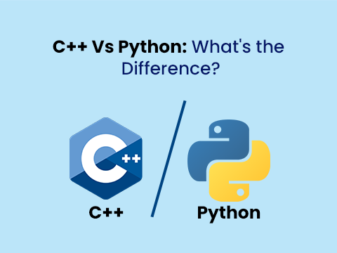 C++ Vs Python: What is the difference?