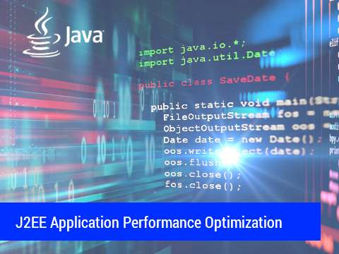 J2EE application performance optimization